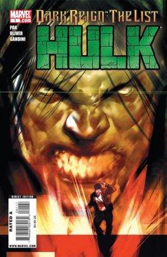 Dark Reign : The List Hulk # 01