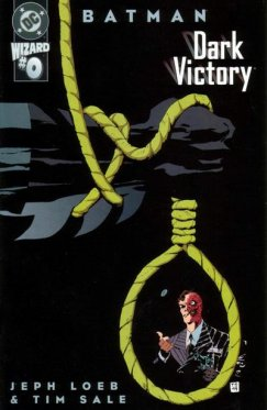 Batman : Dark Victory # 00