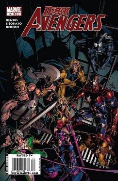 Dark Avengers # 10