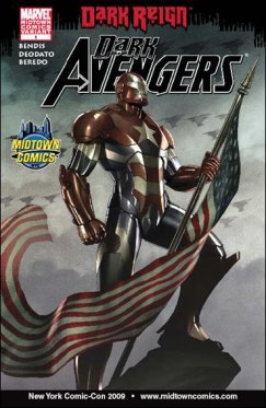 Dark Avengers # 01 Variant