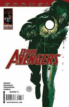 Dark Avengers Annual # 1
