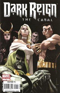 Dark Reign : the Cabal # 01