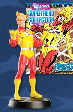 DC Super Heros 46 : Firestorm