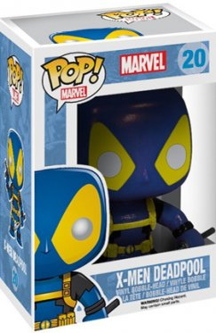 Funko PoP : Deadpool X-Men variant