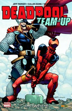 100% Marvel : Deadpool Team Up vol 02