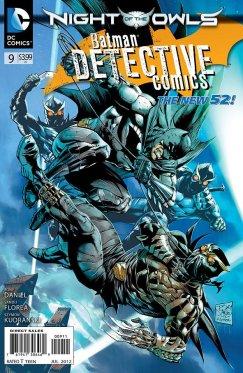 Detective Comics vol 2 # 09