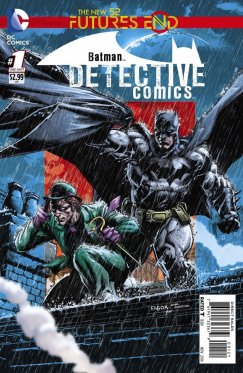 Futures End : Detective Comics # 1