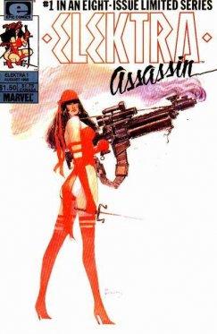 Elektra : Assassin # 01-08