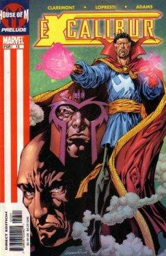Excalibur vol 2 # 13