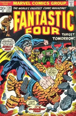 Fantastic Four vol 1 # 139