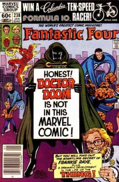Fantastic Four vol 1 # 238