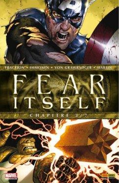 Fear Itself # 3