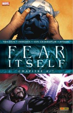 Fear Itself # 4