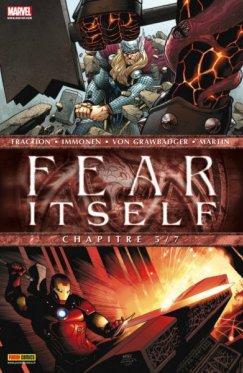 Fear Itself # 5