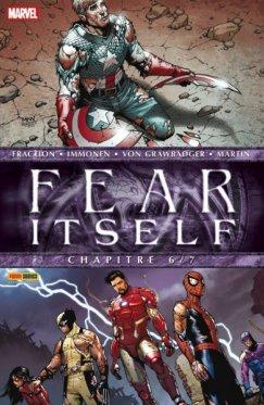 Fear Itself # 6