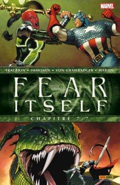 Fear Itself # 7