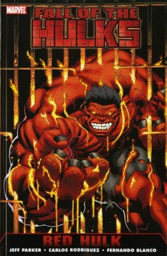 Fall of the Hulks : Red Hulk