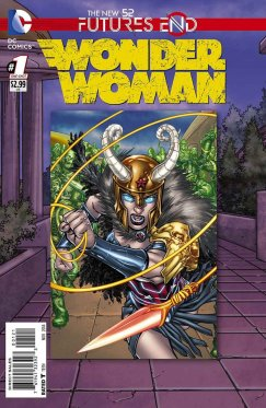 Futures End : Wonder Woman # 1