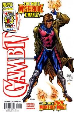 Gambit # 1 Variant
