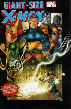 Giant Size X-Men # 04