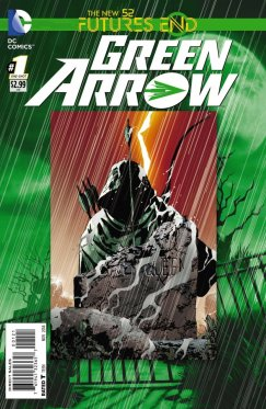 Futures End : Green Arrow # 1