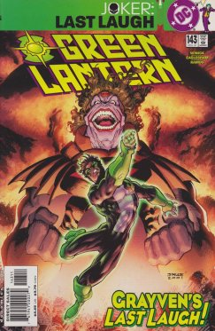 Green Lantern vol 2 # 143