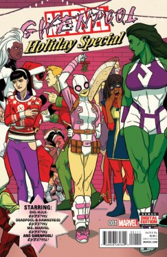 Gwenpool Holiday Special # 1