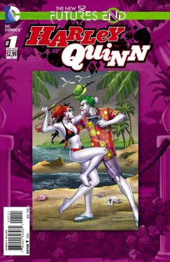 Futures End : Harley Quinn # 1