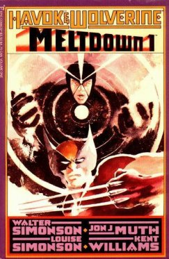 Havok Wolverine : Meltdown # 01-04