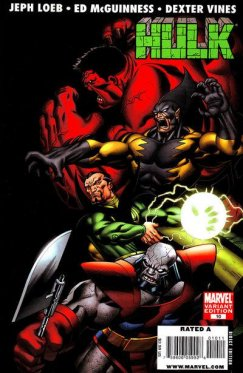 Hulk # 010