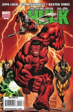 Hulk # 011 Variant
