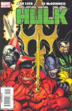 Hulk # 012
