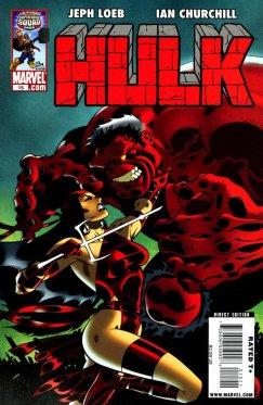 Hulk # 015
