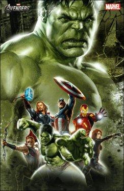 Hulk # 01 Variant