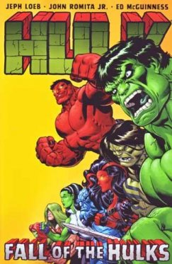 Hulk : Fall of the Hulks