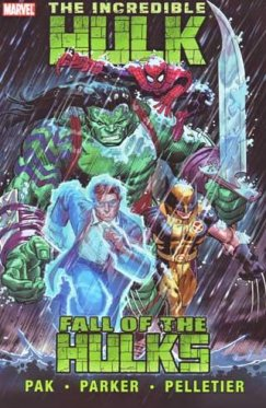 The Incredible Hulk : Fall of th Hulks