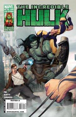 The Incredible Hulk # 603