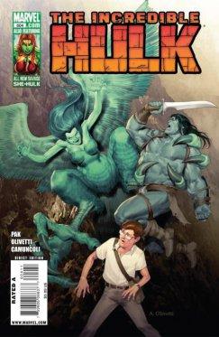 The Incredible Hulk # 604