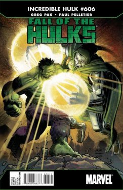 The Incredible Hulk # 606