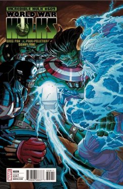 The Incredible Hulk # 609