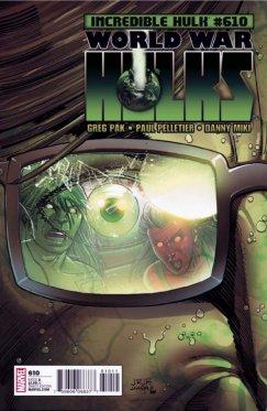 The Incredible Hulk # 610