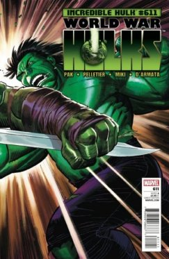 The Incredible Hulk # 611