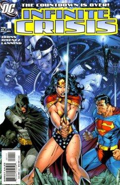 Infinite Crisis # 01 Variant