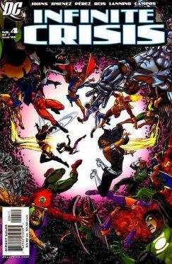 Infinite Crisis # 04