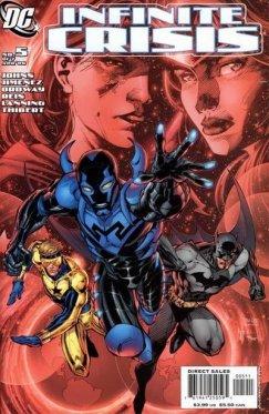 Infinite Crisis # 05 Variant