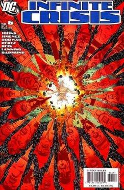 Infinite Crisis # 06