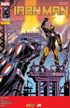 Iron Man vol 2 # 12