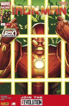 Iron Man vol 2 # 04