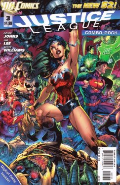 Justice League vol 2 # 03