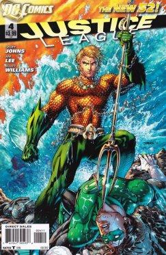 Justice League vol 2 # 04